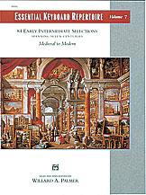 Essential Keyboard Repertoire, Volume 7 (Spanning Seven Centuries)