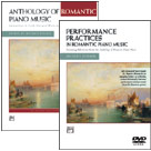 Anthology of Romantic Piano Music with Performance Practices in Romantic Piano Music