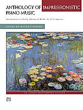 Anthology of Impressionistic Piano Music