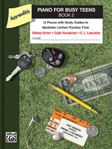 Piano for Busy Teens, Book 2