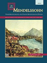 Mendelssohn - 24 Songs