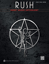 Rush: Sheet Music Anthology
