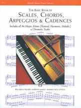 Scales, Chords, Arpeggios & Cadences - Basic Book