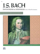 Inventions & Sinfonias (Two- & Three-Part Inventions)