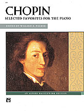 Selected Favorites for the Piano