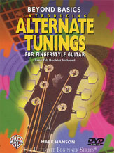 Beyond Basics: Introducing Alternate Tunings for Fingerstyle Guitar