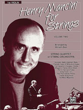 Henry Mancini for Strings, Volume II