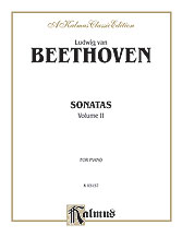 Sonatas (Urtext), Volume II
