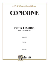 Forty Lessons, Op. 17