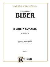 Eight Violin Sonatas