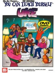 You Can Teach Yourself Uke (Book/DVD Set) by William Bay