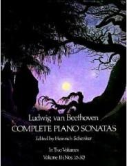 Ludwig Van Beethoven Complete Piano Sonatas Volume 2