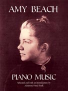 Amy Beach Piano Music