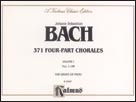371 Four-Part Chorales, Volume I for Organ or Piano