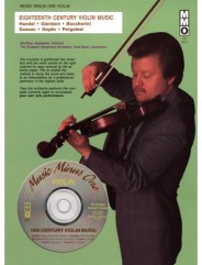 18th Century Violin Pieces for Violin & Orchestra (2 CD Set)