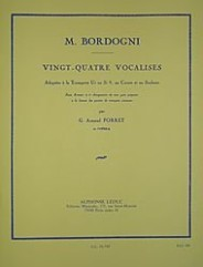 24 Vocalises (Trumpet)