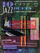 10 Easy Jazz Duets By John La Porta with Greg Nielsen
