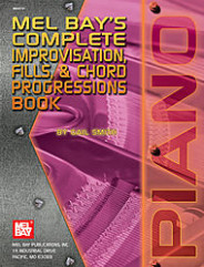Mel Bay's Complete Book of Improvisation, Fills & Chord Progressions.