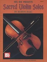 Sacred Violin Solos (Book)