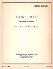Concerto(Saxophone Orchestre)