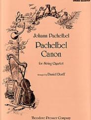 Pachelbel Canon (For String Quartet)