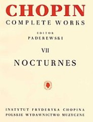 Nocturnes (Chopin Complete Works VII)