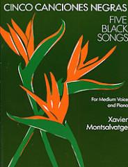 Cinco Canciones Negras