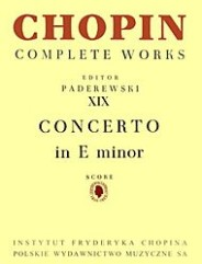 Concerto No.1 In E Minor Op.11