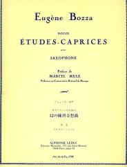 12 Etudes-Caprices