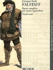 Falstaff (Vocal Score)