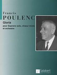 Gloria in D: Full score (Classic Choral Works)