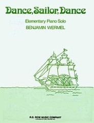 Dance, Sailor, Dance. (Elementary Piano Solo)