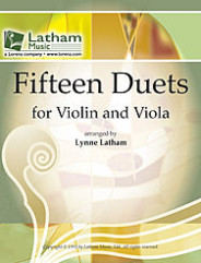 Fifteen Duets for Violin and Viola