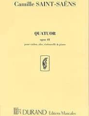 Piano Quartet, Op. 41