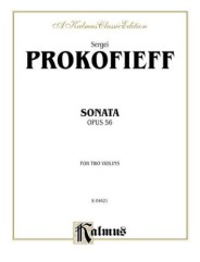 Sonata, Op. 56 (Kalmus Edition)