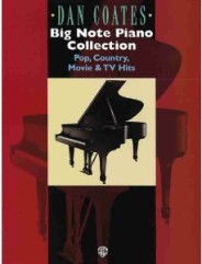 Dan Coates / Big Note / Piano Collection