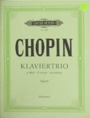 Trio in G minor Op.8