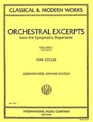 Orchestral Excerpts from the Symphonic Repertoire - Volume 1