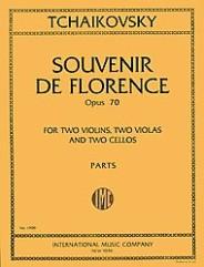 Souvenir de Florence, Opus 70