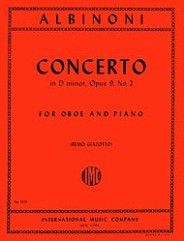 Concerto in D minor, Op. 9 No. 2
