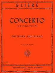 Concerto in B flat major - Opus 91