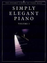 Simply Elegant Piano, Volume I