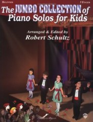 The Jumbo Collection of Piano Solos for Kids