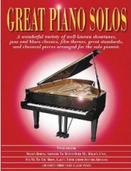 Great Piano Solos - The Red Book (Music Sales America)