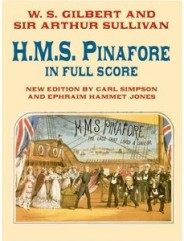 H.M.S. Pinafore in Full Score
