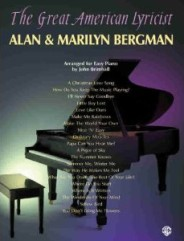 The Great American Lyricist -- Alan & Marilyn Bergman