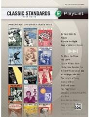 Classic Standards Sheet Music
