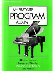 My Favorite Program Album