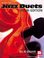 Jazz Duets, Violin Edition
