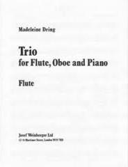 Trio in G Minor. (New Complete Edition)